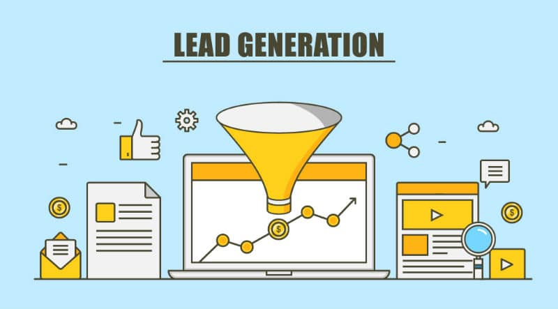 Lead Generation For Your Website