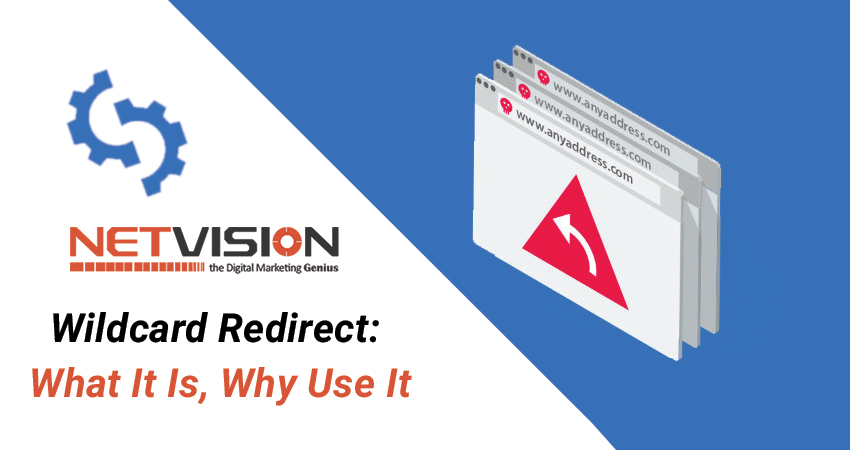 wildcard redirect- why use it